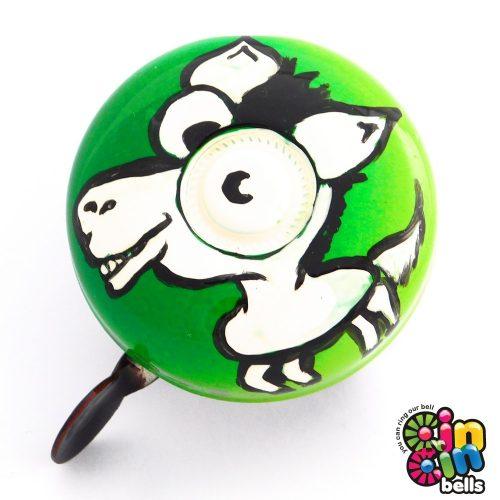 Donkey green